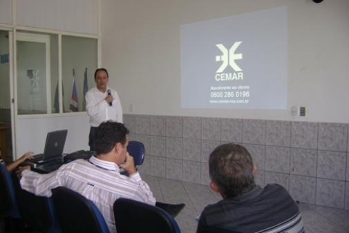 Marcos Almeida - Diretor Comercial da CEMAR.