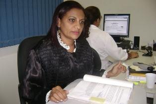 Rosa Maria da Silva Duarte - Juíza Eleitoral.