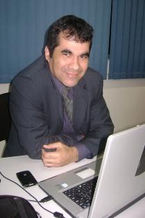 Lindonjonson Gonçalves - Promotor Eleitoral