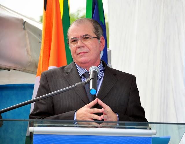 Hildo Rocha, Secretário Estadual de Cidades.
