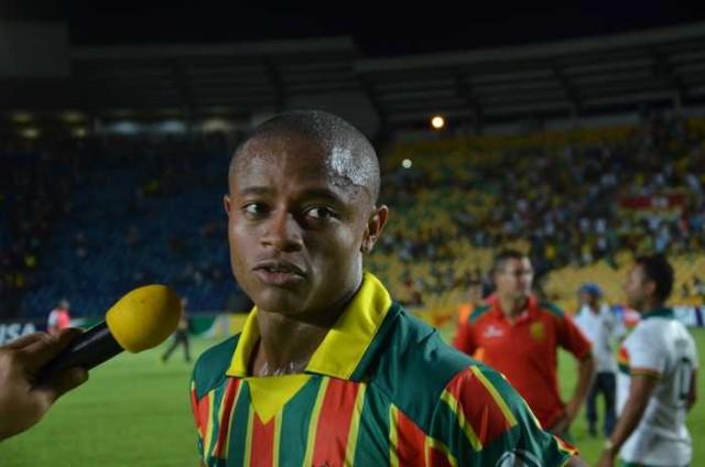 Edgar fez o gol da vitória do Sampaio e fol escolhido o melhor da partida pela equipe FOX