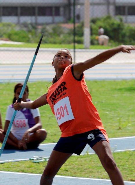Foto 2 - Atletismo nos JEMs