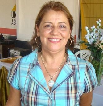 Arlene Costa, ex-prefeita de Dom Pedro.