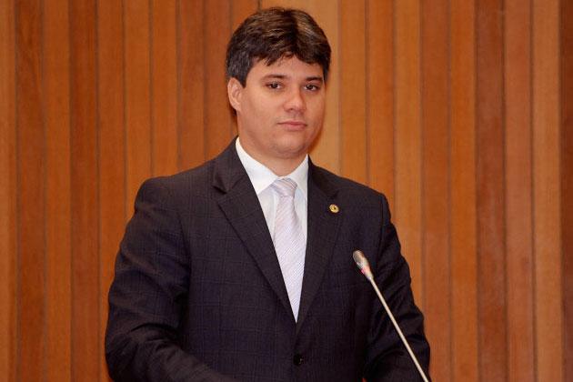 Deputado Estadual Neto Evangelista (PSDB), novo Secretário Estadual de Desenvolvimento Social.