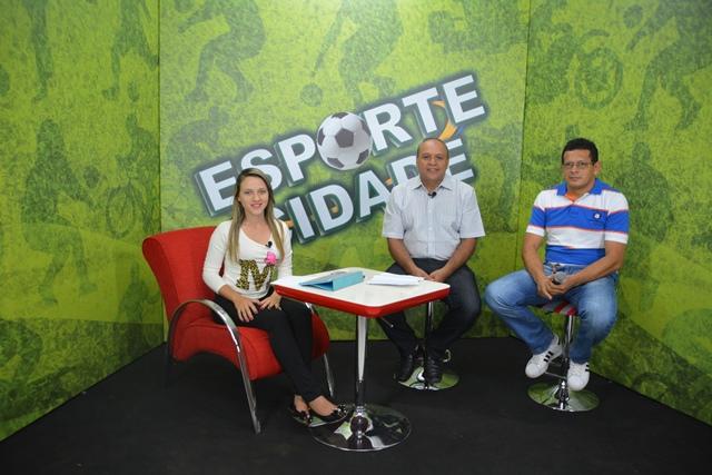 Stephanie Pacheco, Dalvino Barbosa e Nem.