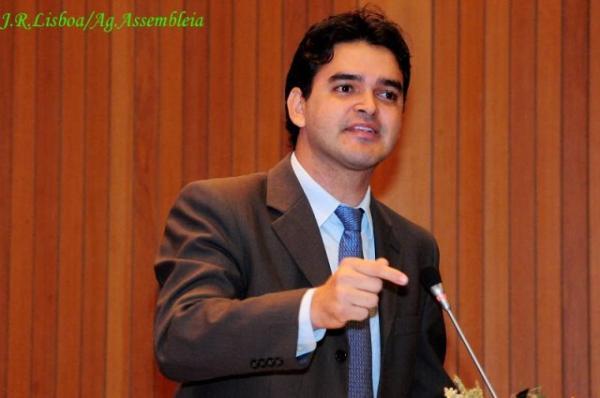 Deputado Federal eleito Rubens Jr.