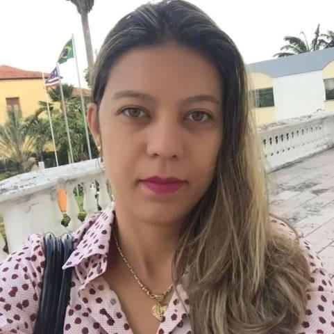 Fernanda Gonçalo - Prefeita eleita de Bacabeira