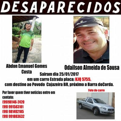 desaparecidos 1