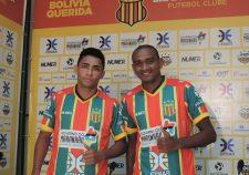 Cesar Sampaio e Isac estão regularizados;