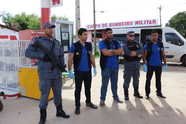 Foto 3_Divulgação_Procon_05042017 - Operação Batismo do PROCON combate revenda de combustíveis adulterados e fiscaliza preços de postos em Chapa