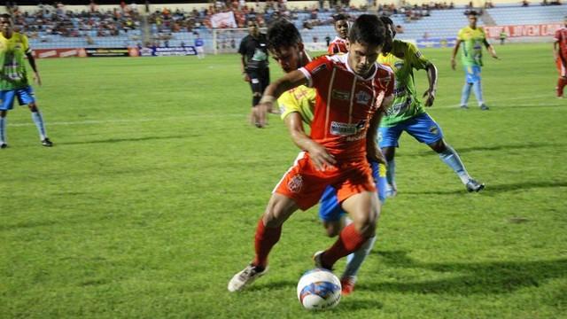 Imperetriz goleou o São José e garantiu vantagem na grande final